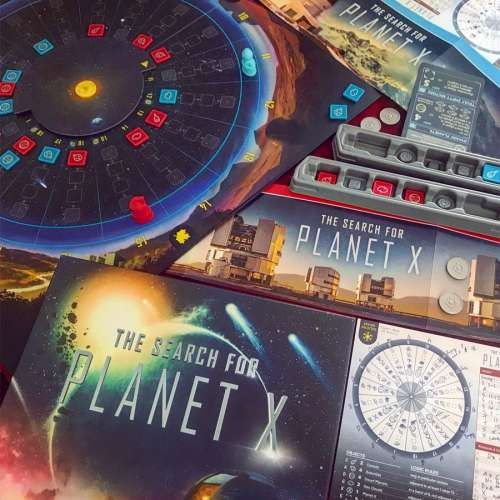 The Search for Planet X - настолна игра