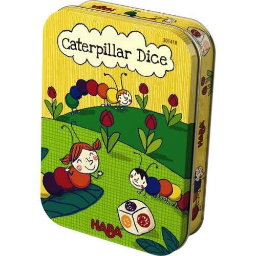 Сглоби гъсеницата (Caterpillar Dice) - настолна игра