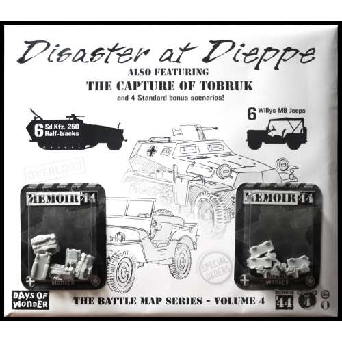Memoir '44: Disaster at Dieppe - разширение за настолна игра