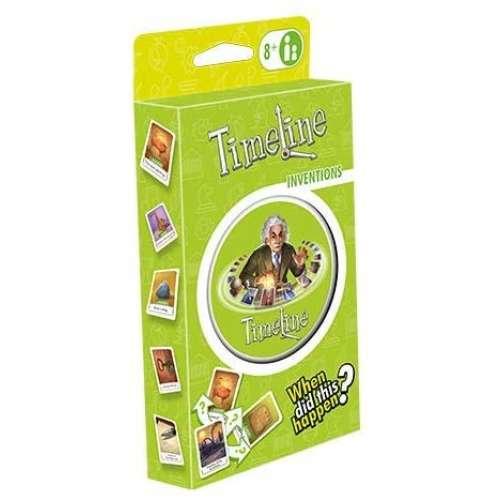Timeline: Inventions - настолна игра