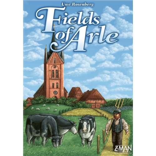 Fields of Arle - настолна игра