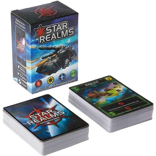 Star Realms - настолна игра