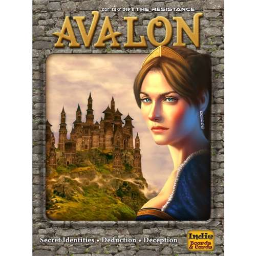 The Resistance: Avalon - настолна игра