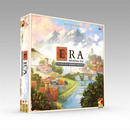 Era: Medieval Age – Rivers & Roads Expansion - разширение за настолна игра