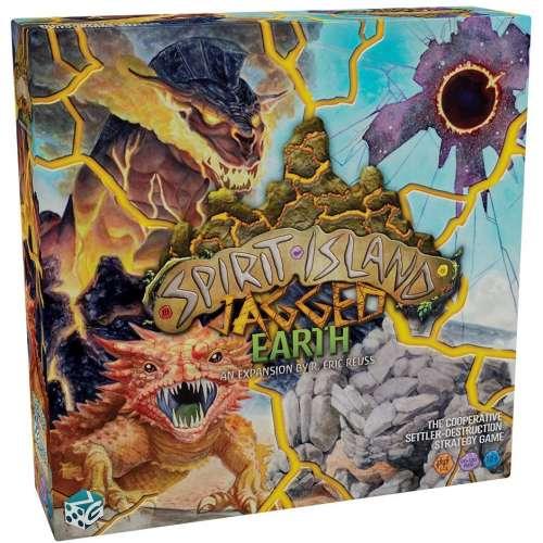 Spirit Island: Jagged Earth - разширение за настолна игра