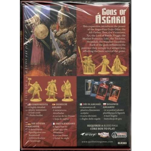 Blood Rage: Gods of Ásgard - разширение за настолна игра