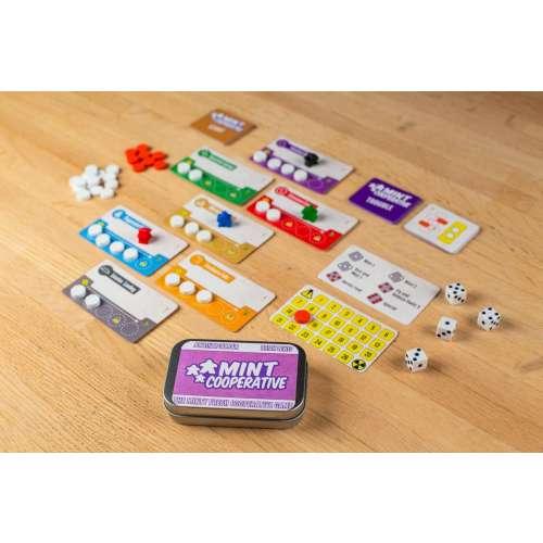 Mint Cooperative - настолна игра