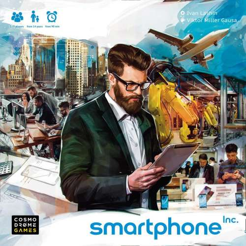 Smartphone Inc. (Second Edition) - настолна игра