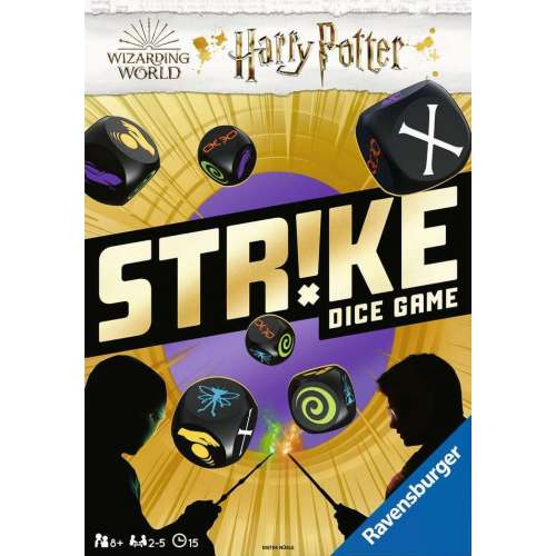 Harry Potter Strike Dice Game - настолна игра