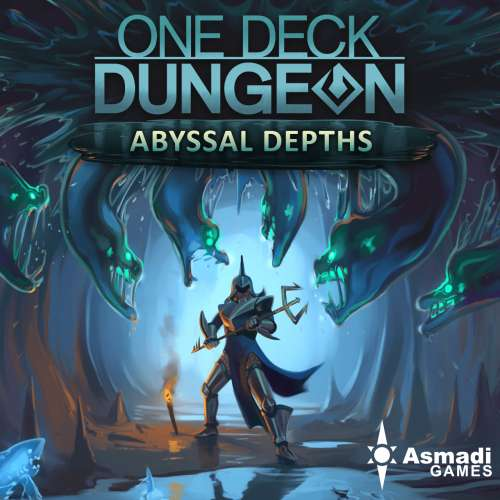One Deck Dungeon: Abyssal Depths - разширение за настолна игра