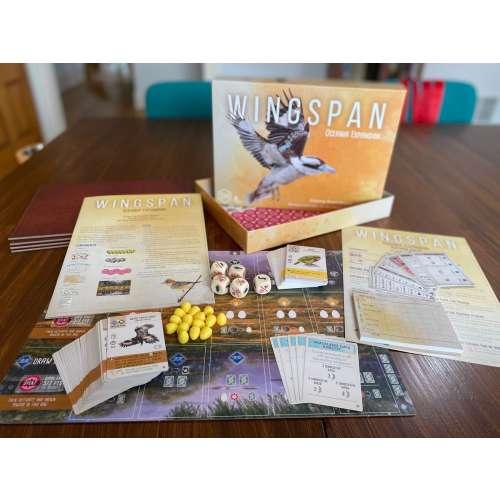 Wingspan: Oceania Expansion - разширение за настолна игра