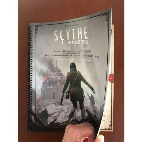 Scythe: The Rise of Fenris - разширение за настолна игра