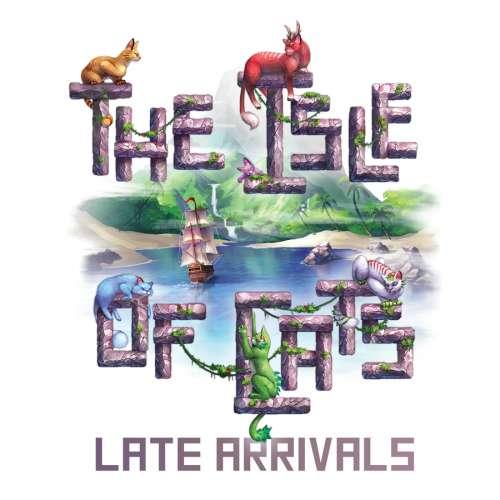 The Isle of Cats: Late Arrivals - разширение за настолна игра