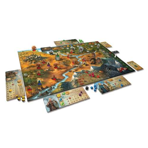 Legends of Andor - настолна игра