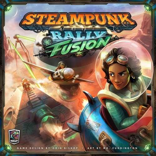 Steampunk Rally Fusion - настолна игра