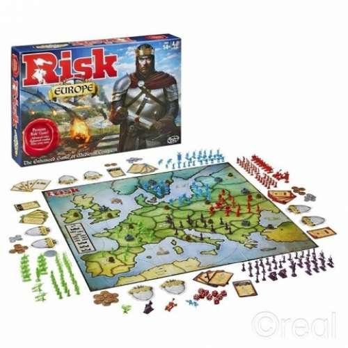 Риск Европа (Risk Europe) - настолна игра