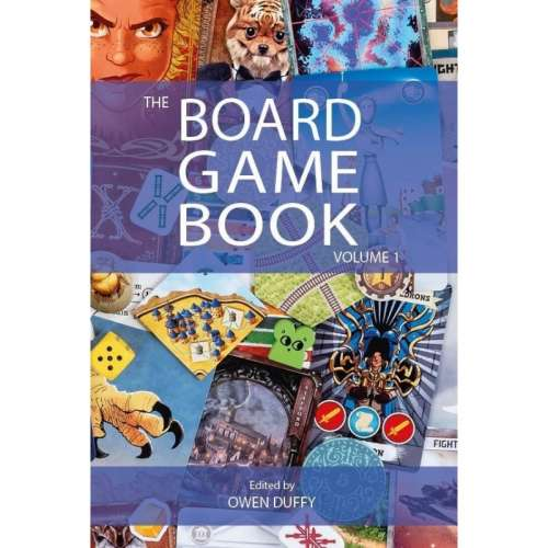 The Board Game Book: Volume 1 - книга за настолни игри