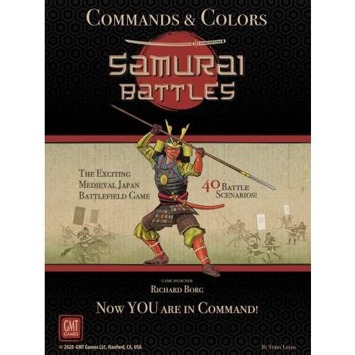 Commands & Colors: Samurai Battles - настолна игра