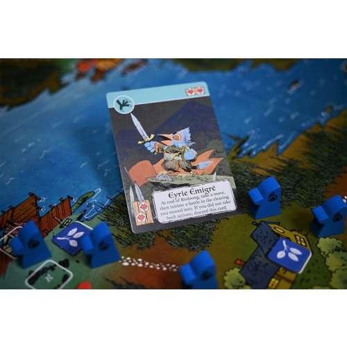 Root: The Exiles and Partisans Deck - разширение за настолна игра