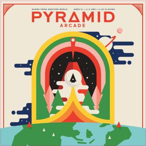 Pyramid Arcade - настолна игра