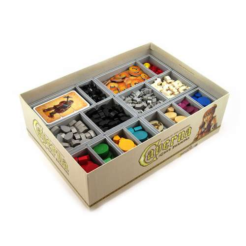 Caverna - Folded Space Organiser