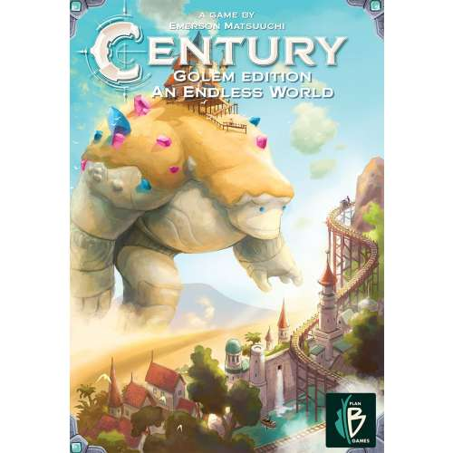 Century: Golem Edition – An Endless World - настолна игра