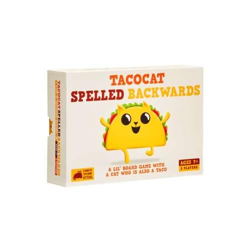 Tacocat Spelled Backwards - настолна игра