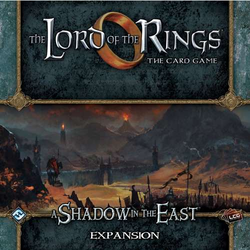 The Lord of the Rings: The Card Game – A Shadow in the East - разширение за настолна игра
