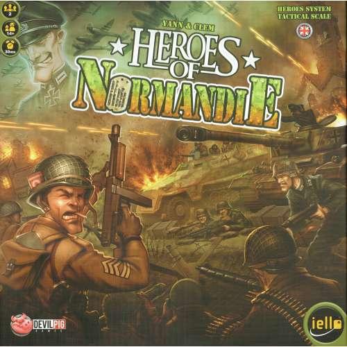 Heroes of Normandie - настолна игра