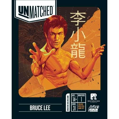 Unmatched: Bruce Lee - разширение за настолна игра