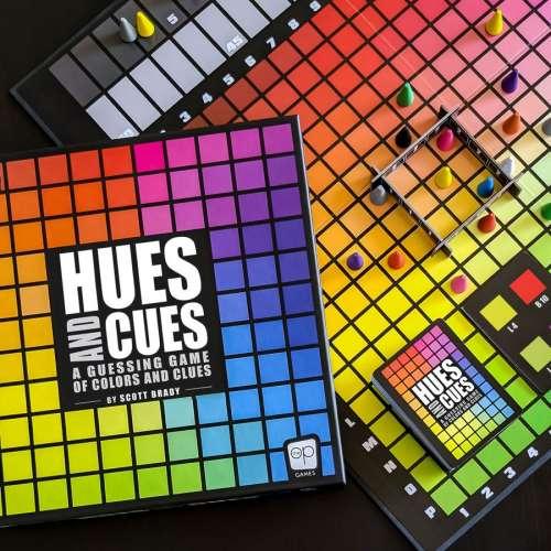 Hues and Cues - настолна игра