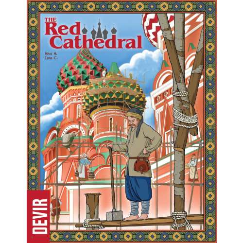 The Red Cathedral - настолна игра