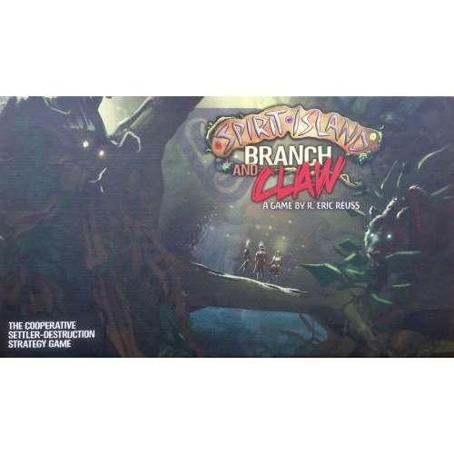Spirit Island: Branch & Claw - разширение за настолна игра