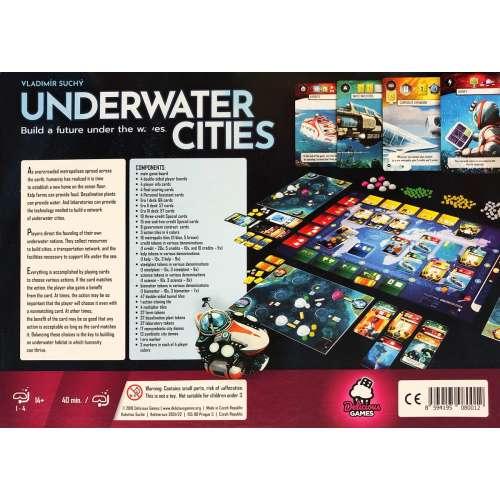 Underwater Cities - настолна игра