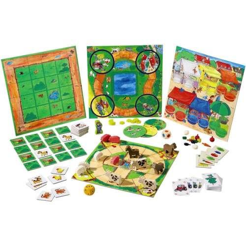 Моето първо съкровище (Колекция от 10 игри) - настолна игра