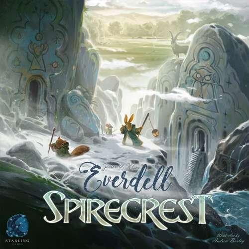 Everdell: Spirecrest - разширение за настолна игра
