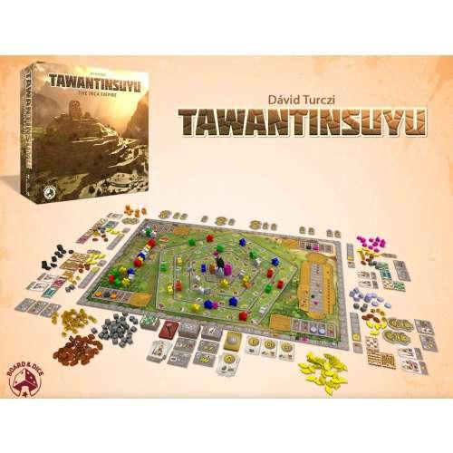 Tawantinsuyu: The Inca Empire - настолна игра