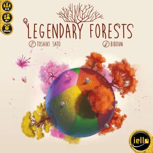 Legendary Forests - настолна игра