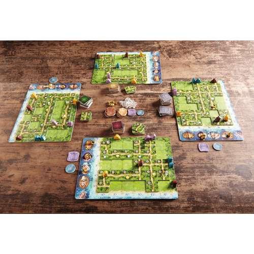Каруба (Karuba) - настолна игра