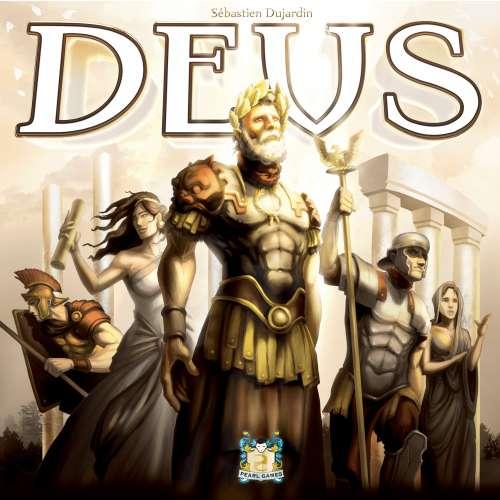 Deus - настолна игра