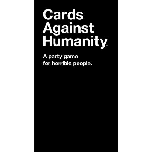 Cards Against Humanity 2.1 (International Edition) - настолна игра