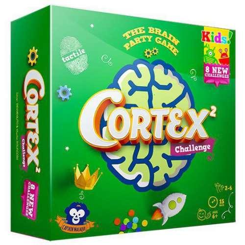 Cortex Challenge 2: Kids - настолна игра