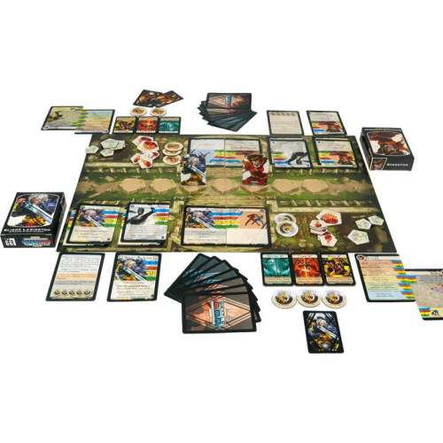BattleCON: Devastation of Indines (Fourth Edition) - настолна игра