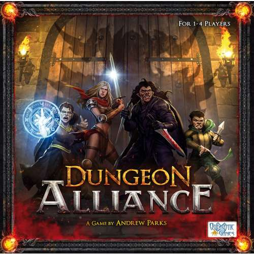 Dungeon Alliance - настолна игра
