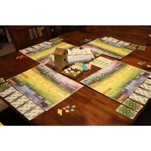 Wingspan (Swift-Start Pack Edition) - настолна игра