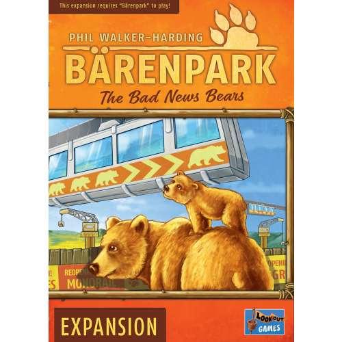 Bärenpark (Bear Park): The Bad News Bears - разширение за настолна игра