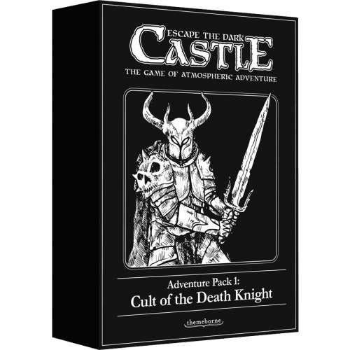 Escape the Dark Castle: Adventure Pack 1 – Cult of the Death Knight - разширение за настолна игра