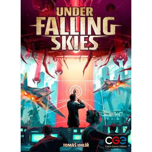 Under Falling Skies - настолна игра