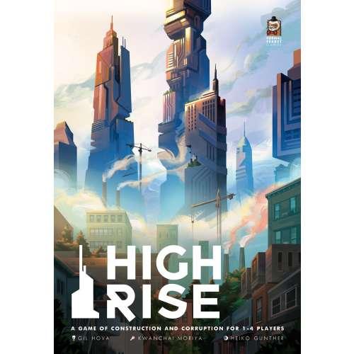 High Rise - настолна игра
