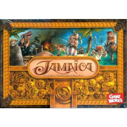 Jamaica - настолна игра